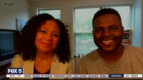 Juan and Lisa Winans on Good Day