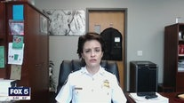 Atlanta police Chief reacts to George Floyd video