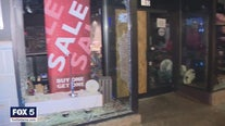 Looters hit popular black-owned business