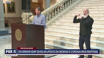 Georgia COVID-19 Response press conference