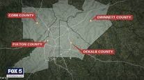 Snapshot: Coronavirus cases in metro Atlanta for Tuesday
