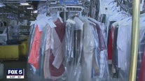 Dry cleaners losing business as more people work from home