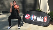 Hawks mail over 1,000 basketballs as summer camps and clinics go virtual