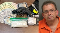 Tennessee man facing drug charges following traffic stop in Lumpkin County