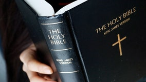 Oklahoma family reunited with late mother's Bible after man finds it in his yard