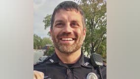 Georgia officer shot in line of duty back at work 2 years after incident