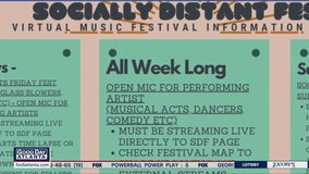 Socially Distant Fest provides 'virtual stage' for performers