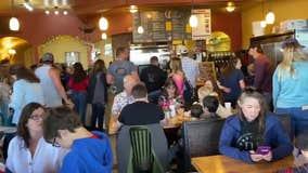 Maskless customers crowd into Colorado coffee shop, defying social distancing guidelines