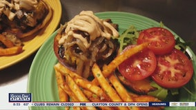 Burgers with Buck: Chef Rob's