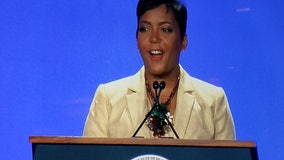 Atlanta mayor cites progress in slowing spread of COVID-19
