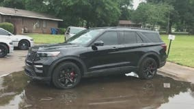 Customer's new SUV stolen from dealership after being dropped off for repairs