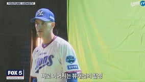 Baseball resumes in South Korea, featuring players with ties to Atlanta