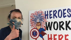 Local group makes 11,500 masks for those in need