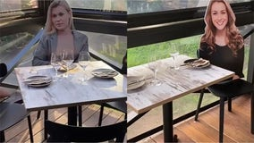 Sydney restaurant fills empty social distancing seats with cardboard cut-out customers