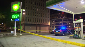 Police: 3 teens shot during brawl at Old Fourth Ward gas station
