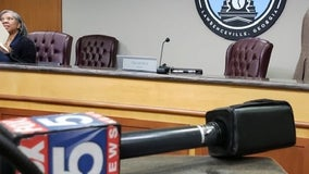 Lawrenceville ends state of emergency, holds public meeting