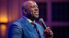 Magic Johnson providing $100M in loans to minority-owned small businesses