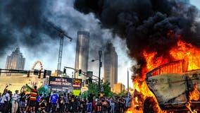 'Not Atlanta': Mayor Bottoms condemns violent Atlanta riots