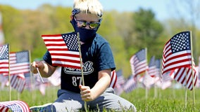 As Memorial Day tempts people outdoors, virus rebound feared