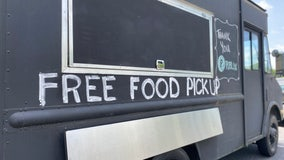 Meet 'Chalkie': An Oconee County family gives free food out of food truck
