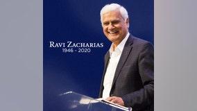 Evangelist Ravi Zacharias dead at 74