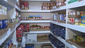 Cherokee County food bank has surplus after drop in demand
