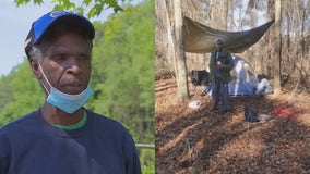 Alpharetta neighbors helping homeless man with terminal cancer