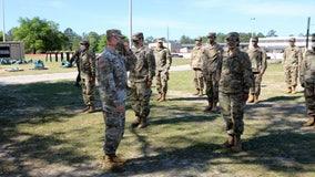 US Marine killed in parachute jump training at Georgia base