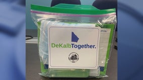 Face mask and hand sanitizer giveaway happening in DeKalb County