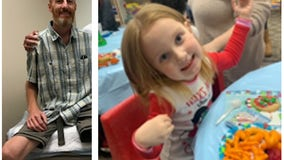 Gwinnett Police locate father and 4-year-old daughter
