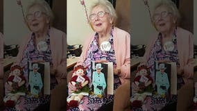 Great-great-grandmother, 100, beats coronavirus: 'She's our little boomerang'