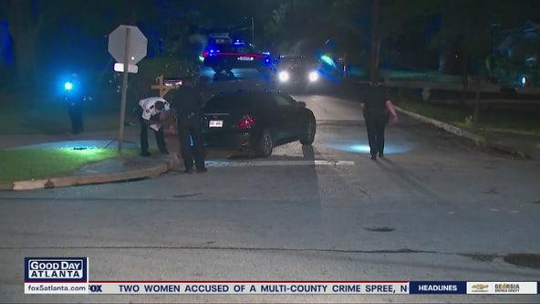 Police: Couple shot in Atlanta road rage