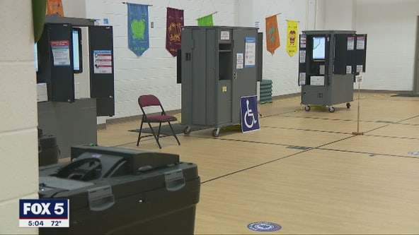 Fulton County launches 'Test & Vote' at early voting sites