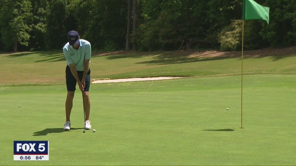 Former Dawg hopes to stay hot when PGA Tour resumes