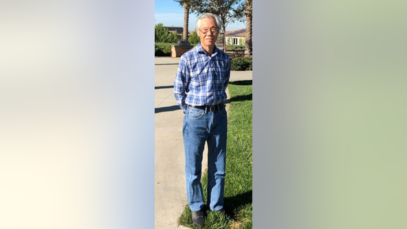 Gwinnett police search for missing 75-year-old