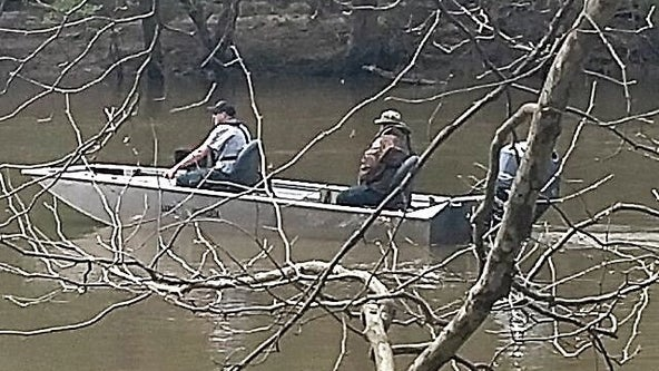 Rescuers recover person drowning in South Georgia river