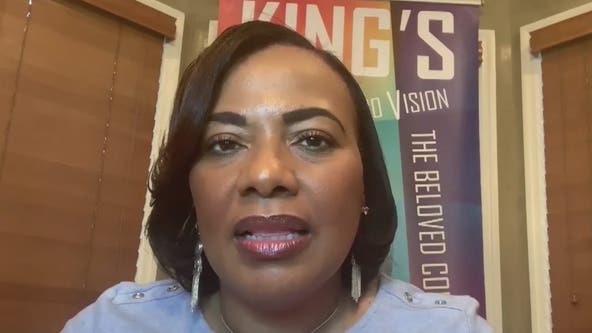 Dr. Bernice King responds to death of George Floyd, calls for 'reconstruction' of law enforcement agencies