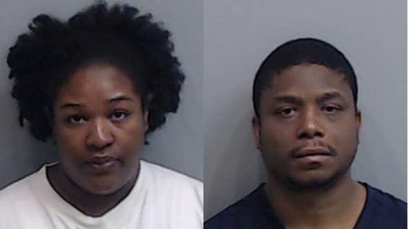Police: 2 arrested in double shooting that killed one woman, injured her sister