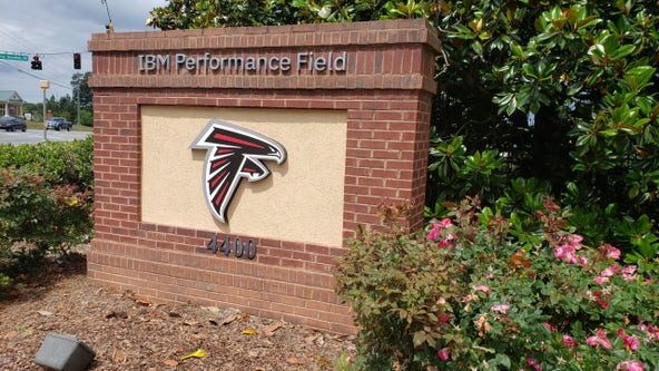 Falcons re-open facility to limited operational staff members