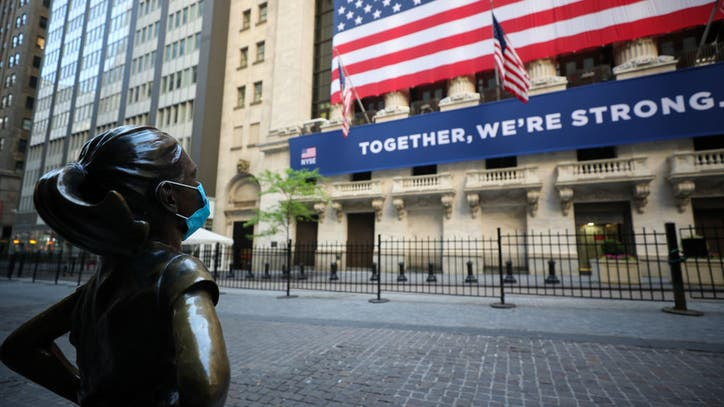 Futures soar on reopening hopes as traders return...