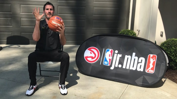 Hawks mail over 1,000 basketballs as summer camps...