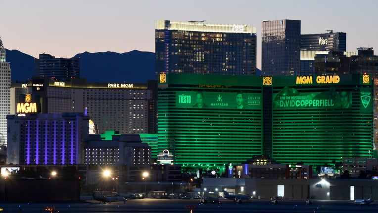 8bc2bc0b-Las Vegas Casinos To Close Their Doors In Response To Coronavirus Pandemic