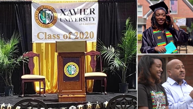 tn dad builds graduation stage for daughter