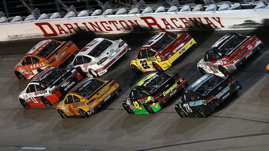 As NASCAR goes, so goes the nation?