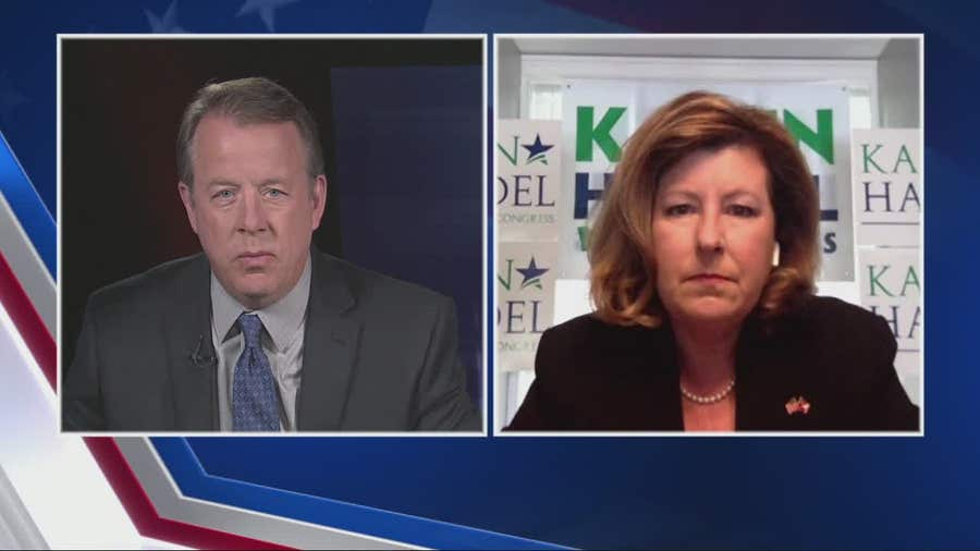 Full interview with Karen Handel