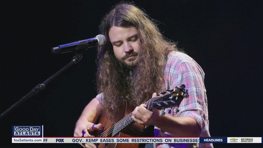 Georgia artists host star-studded online benefit concert
