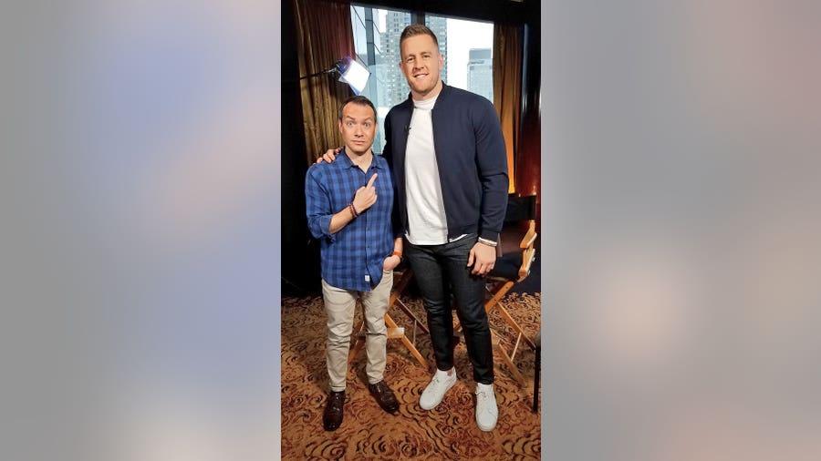 NFL superstars host new FOX series 'Ultimate Tag'