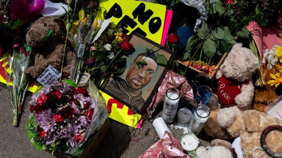 Vigil Held For George Floyd, Who Was Killed In Police Custody In Minneapolis