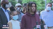 College students break silence over Saturday's arrest