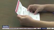 Absentee ballot problems